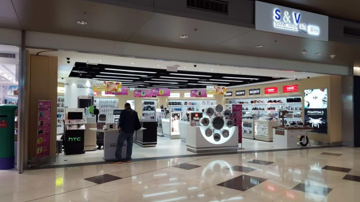 Sound & Vision@HKIA T3