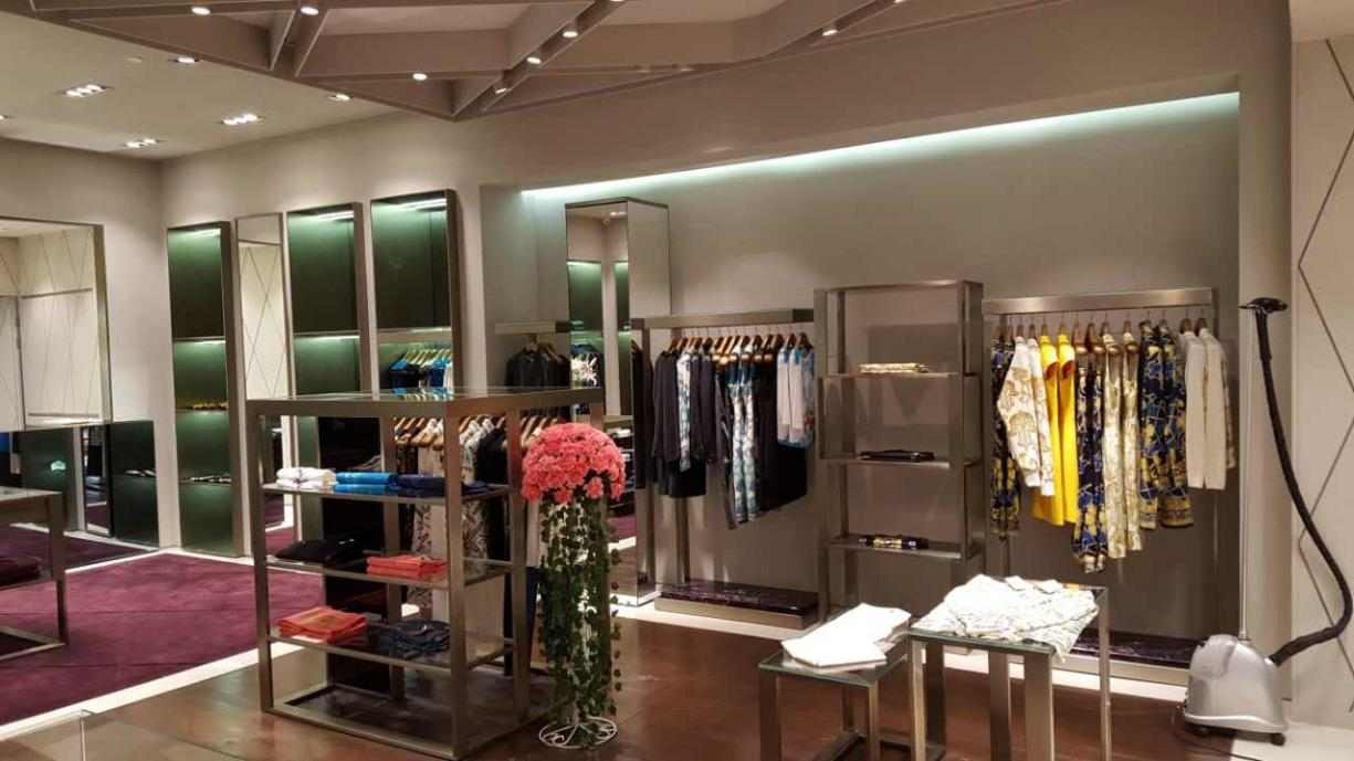 Versace Collection@Haikou SS International Plaza, Hainan