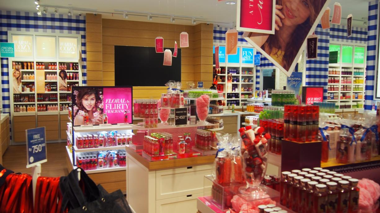 Bath & Body Works@Grand Indonesia Plaza,Jakarta