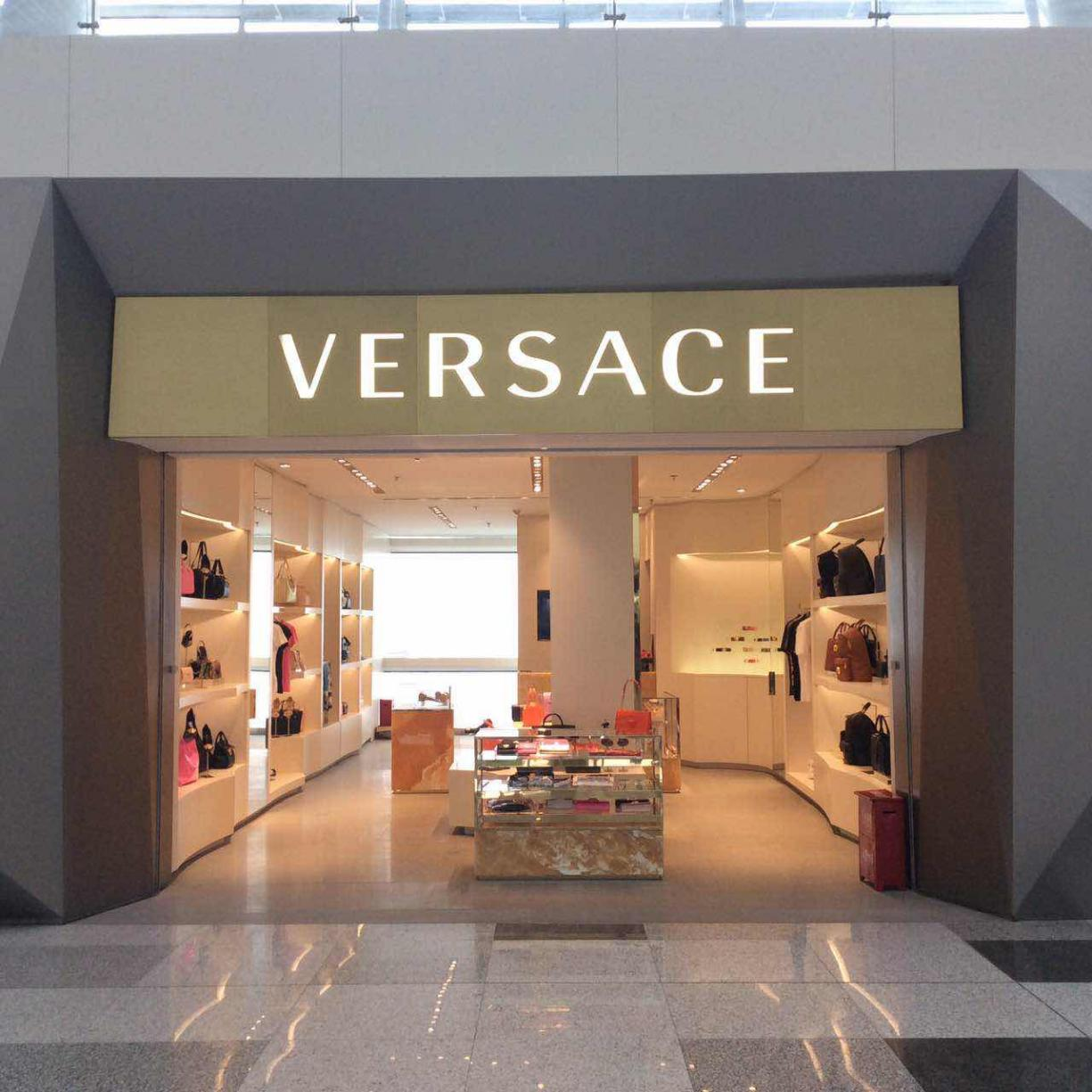 Versace First Line@Xiamen Airport