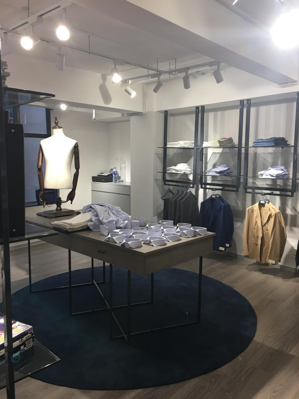 Dal Duca Show room@Central,Hong Kong