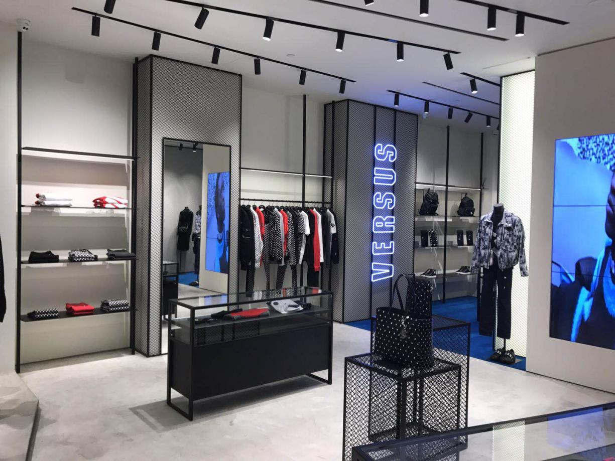 Versus Versace@Quanzhou MS City Mall, China
